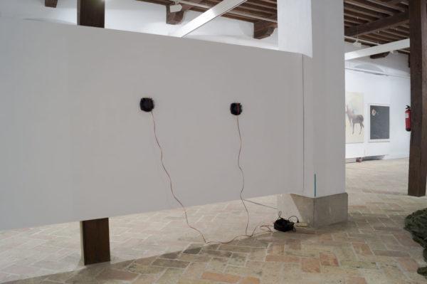 Imatge del procés experiment reson`ncia sobre paret
