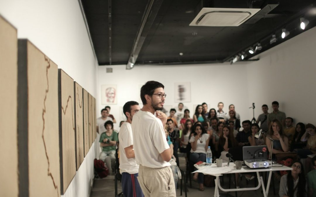Francesc Ruiz Abad expone en el MAC de Mataró Art Contemporani