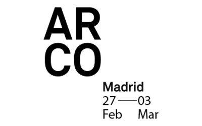 Aldo Urbano, Lúa Coderch, Mònica Planes, Daniela Ortiz i Núria Güell participants a Arcomadrid 2019